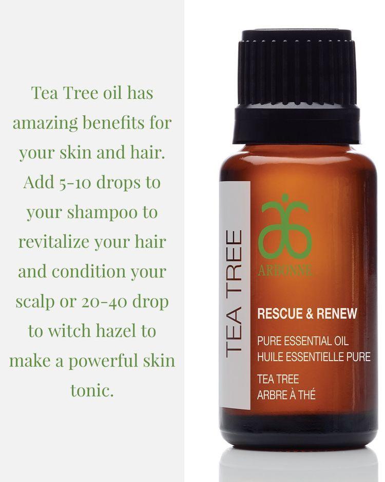 tea tree oil användningsområde