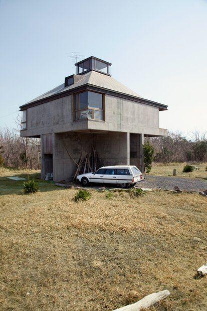 japan brutal sch n exterior pinterest haus h hle und aussen. Black Bedroom Furniture Sets. Home Design Ideas