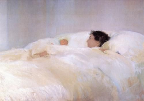 Mother - Joaquín Sorolla