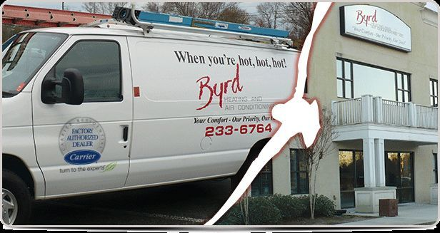 Byrd Heating And Air Conditioning Inc Has Been A Thriving