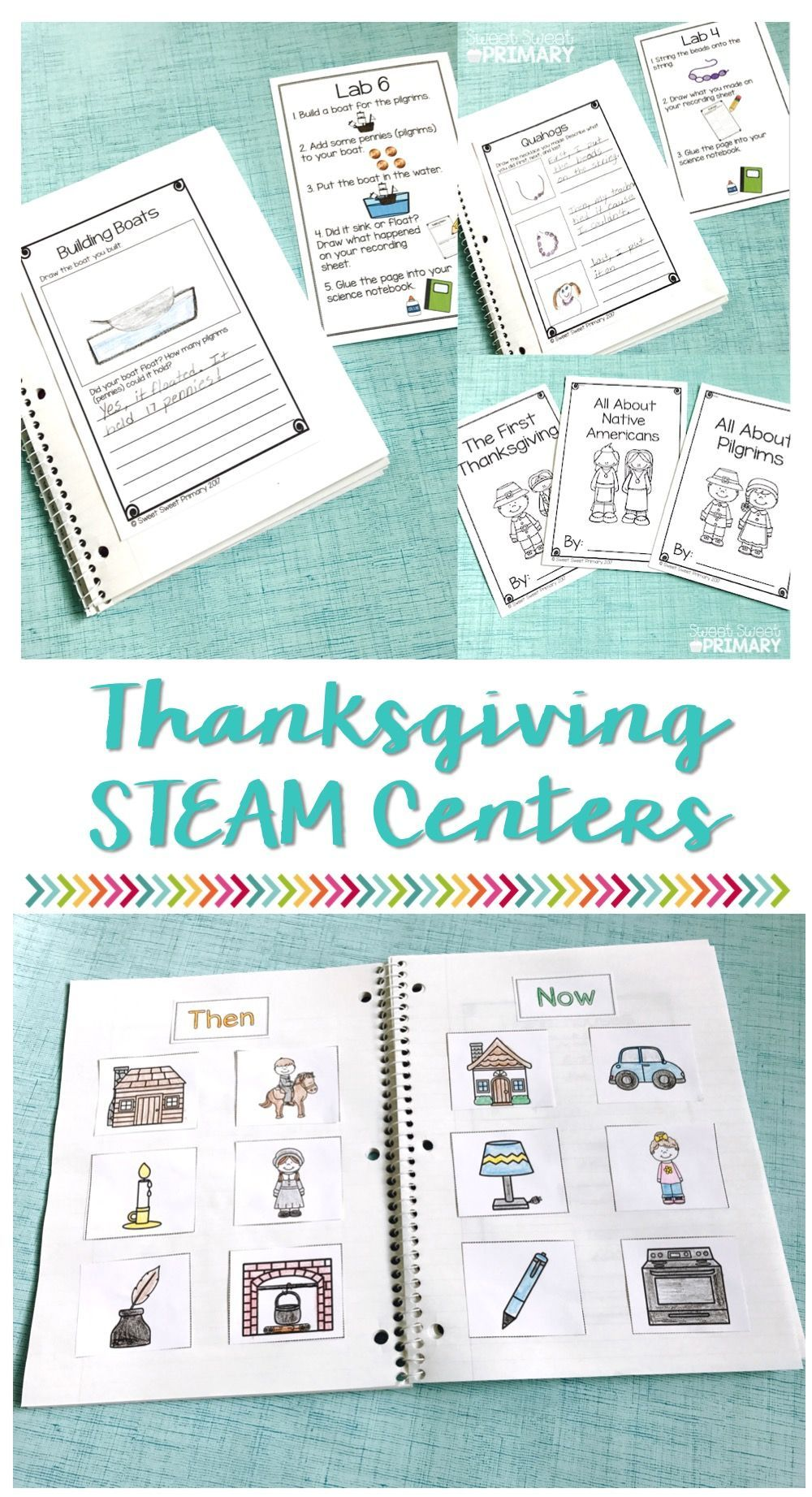 Two weeks of Thanksgiving lesson plans and activities! Students ...