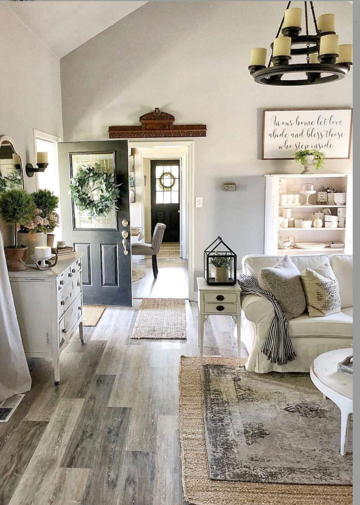 Farmhouse Home Decor Ideas: Pin By Noreen Kennedy On Farmhouse