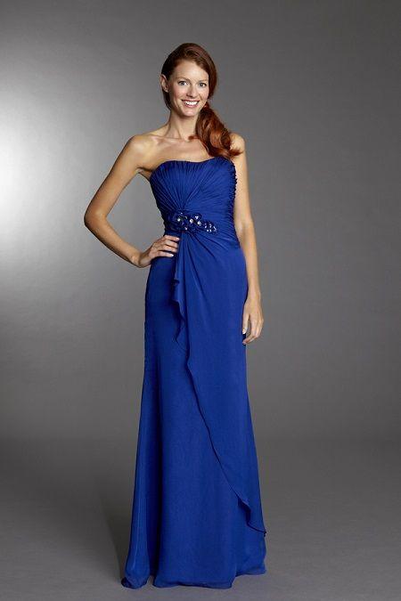 Tiffanys Georgina Bridesmaid Gown - very popular at Mystia