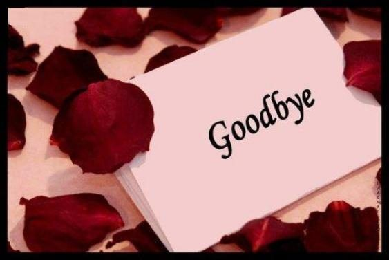 good bye my love good bye.... - Google Search | Quotes ~ Love ...