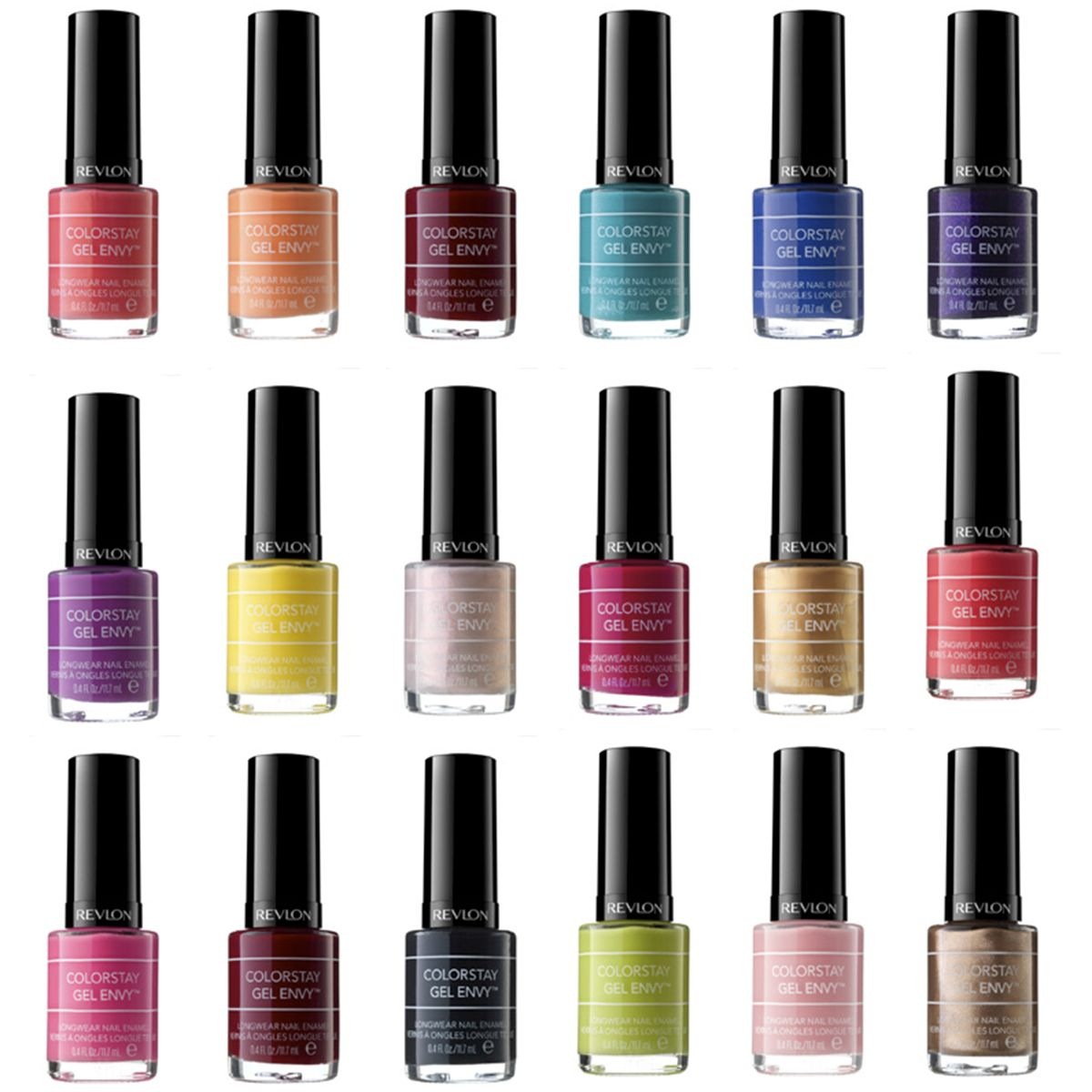 Step by step diy manicure tips colorstay gel envy manicure and envy revlon colorstay gel envy longwear nail enamel nail tips how to a manicure at nvjuhfo Image collections