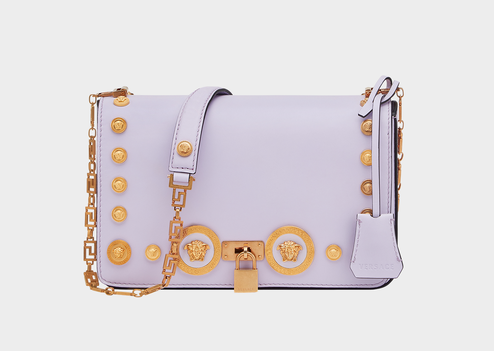 d3a43ea82fb Versace - SMALL MEDUSA STUD ICON BAG BLACK 💞😍🌺 #bags #bag #style #purses  #fashion #fashionista #purseparty #bagaddict #crossbags #bagslover  #musthavebags ...