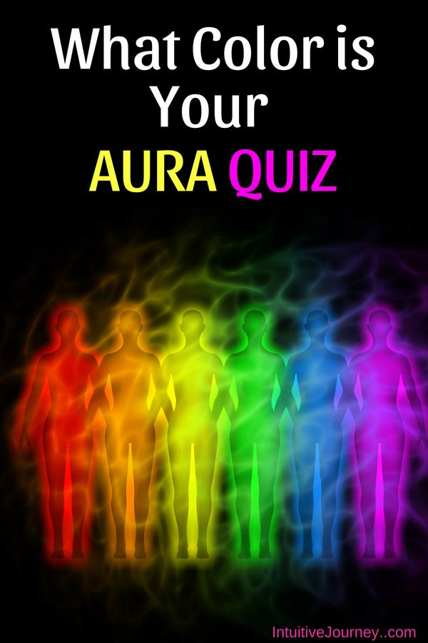 What Color is Your Aura?   Aura   Aura colors, Aura reading