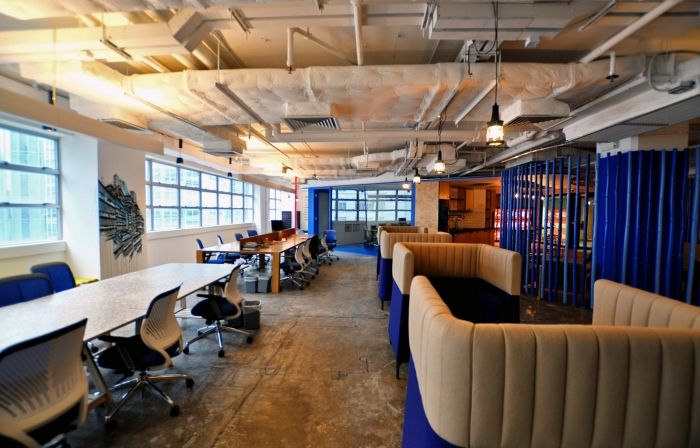 Office tour blueprint hong kong coworking offices malvernweather Image collections