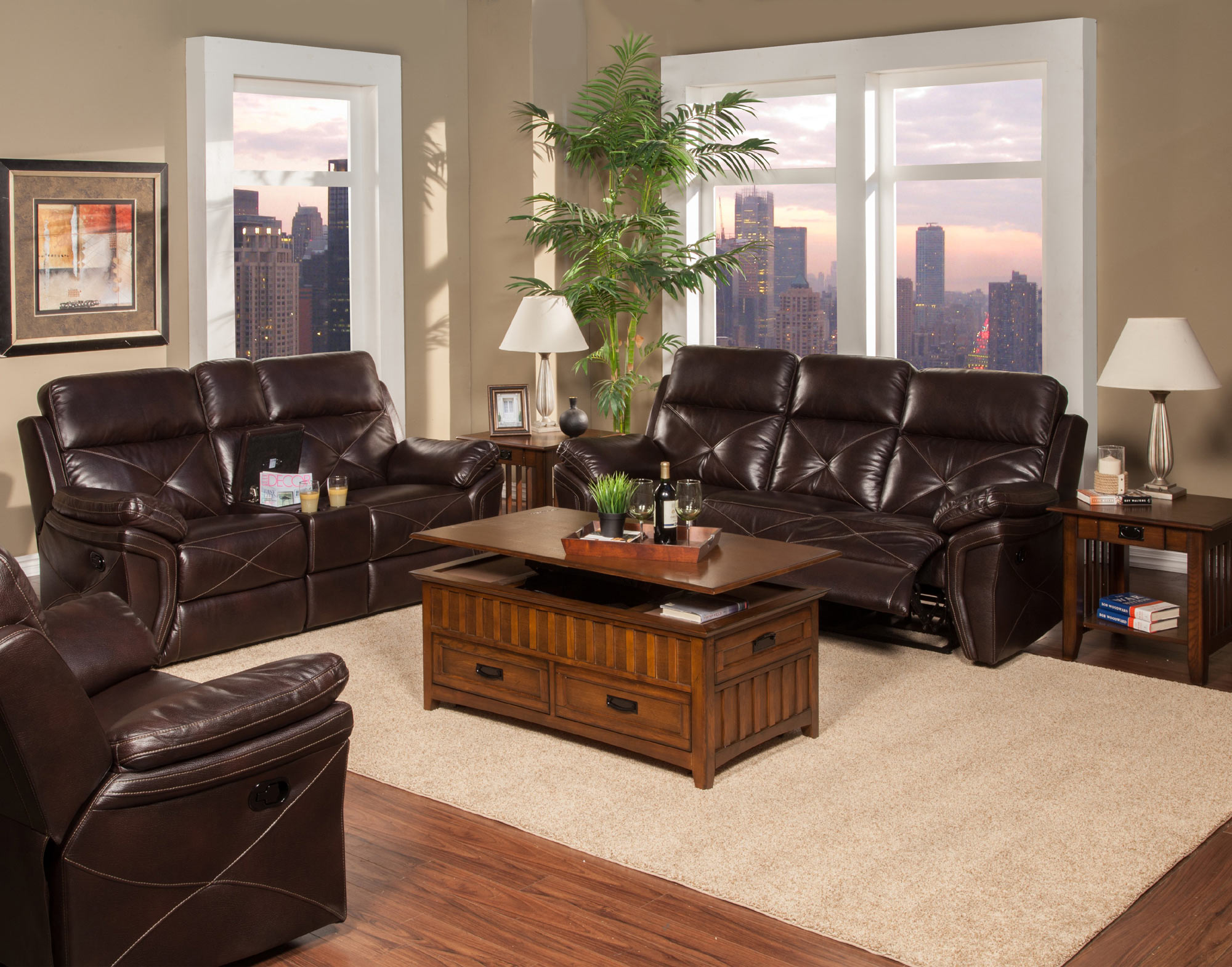10+ Best Power Living Room Sets