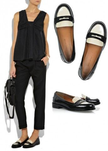 e06f7189105 The Up and Down of the Penny Loafers for Women