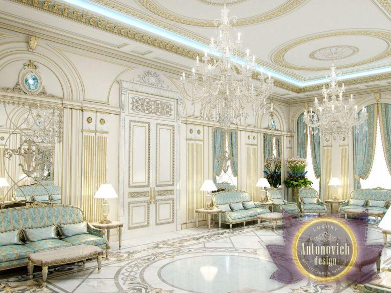 Villa Interior Design In Dubai Turnkey Photo 1