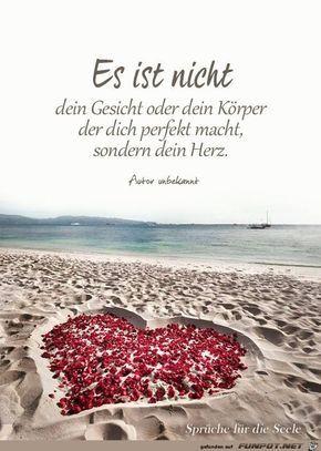 Dein Herz Sprüche Pinterest Liebe Spruch Herz Und Schöne