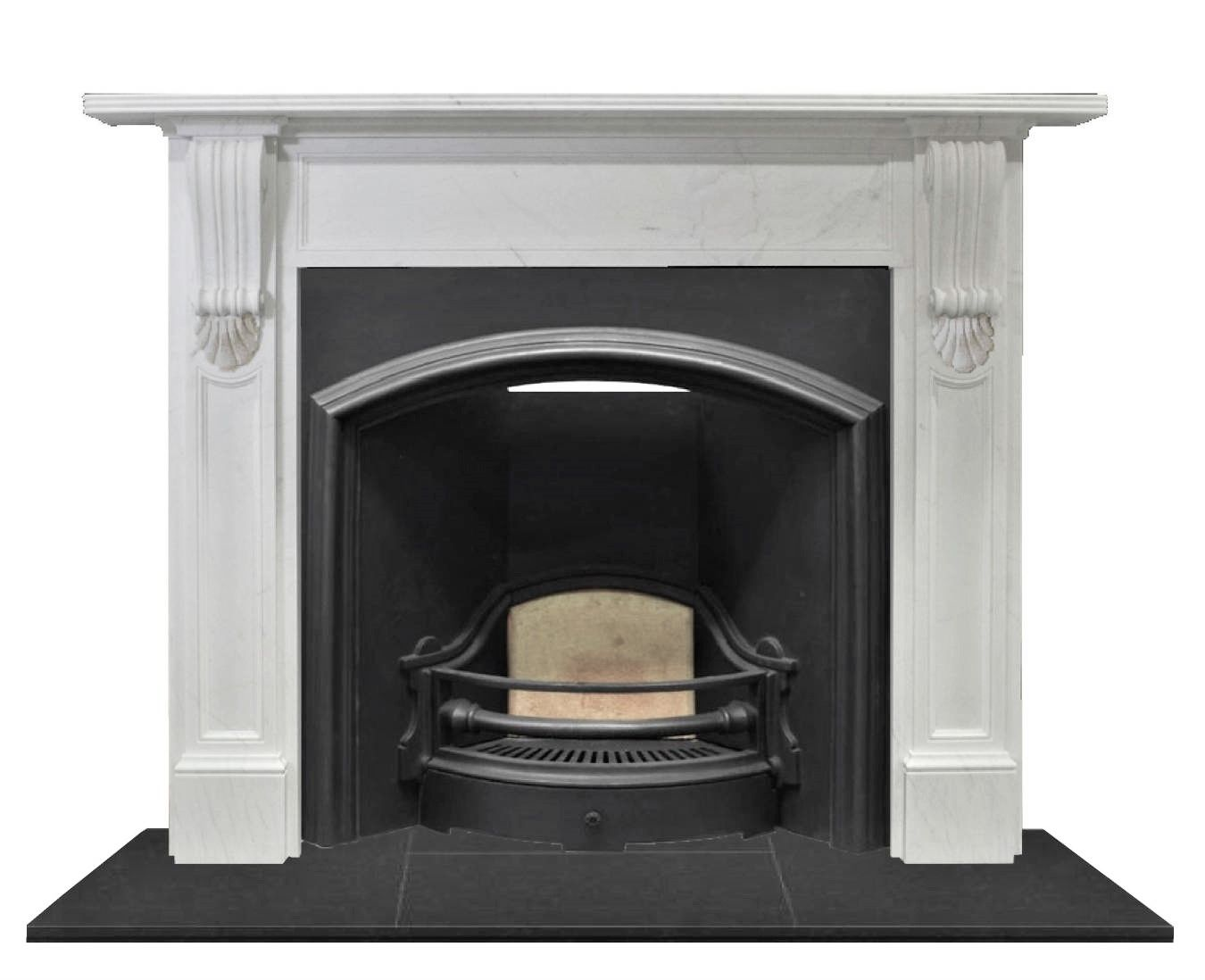 The Melrose Wide Cast Iron Fireplace Insert Cast Iron Fireplace Insert Cast Iron Fireplace Fireplace Inserts