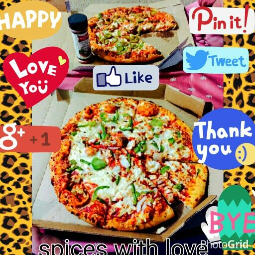 Chilly peprony pizza food with creative Pinterest Pizzas and Food