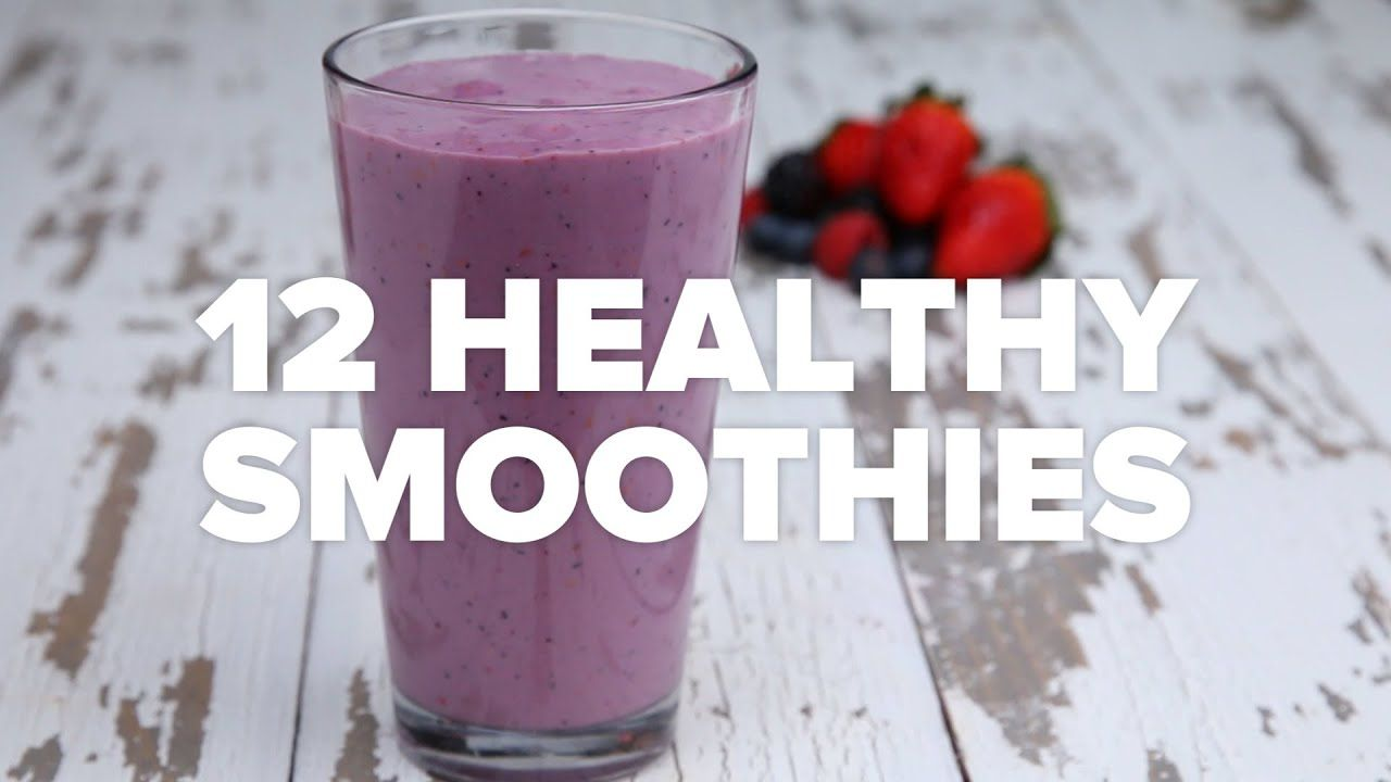 how to make a smoothie without a blender youtube