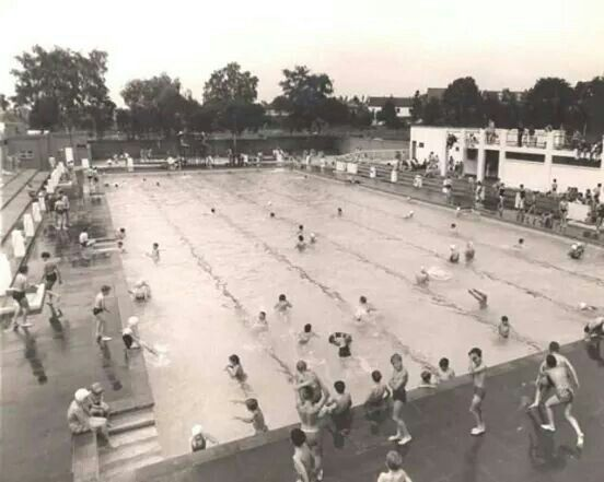 Bickley Lido Southlands Road Bromley Kent Been Here Pinterest Bromley F C Childhood And