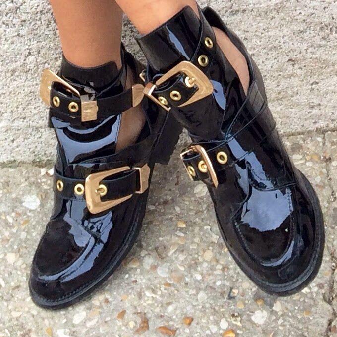 Favorite black shoes