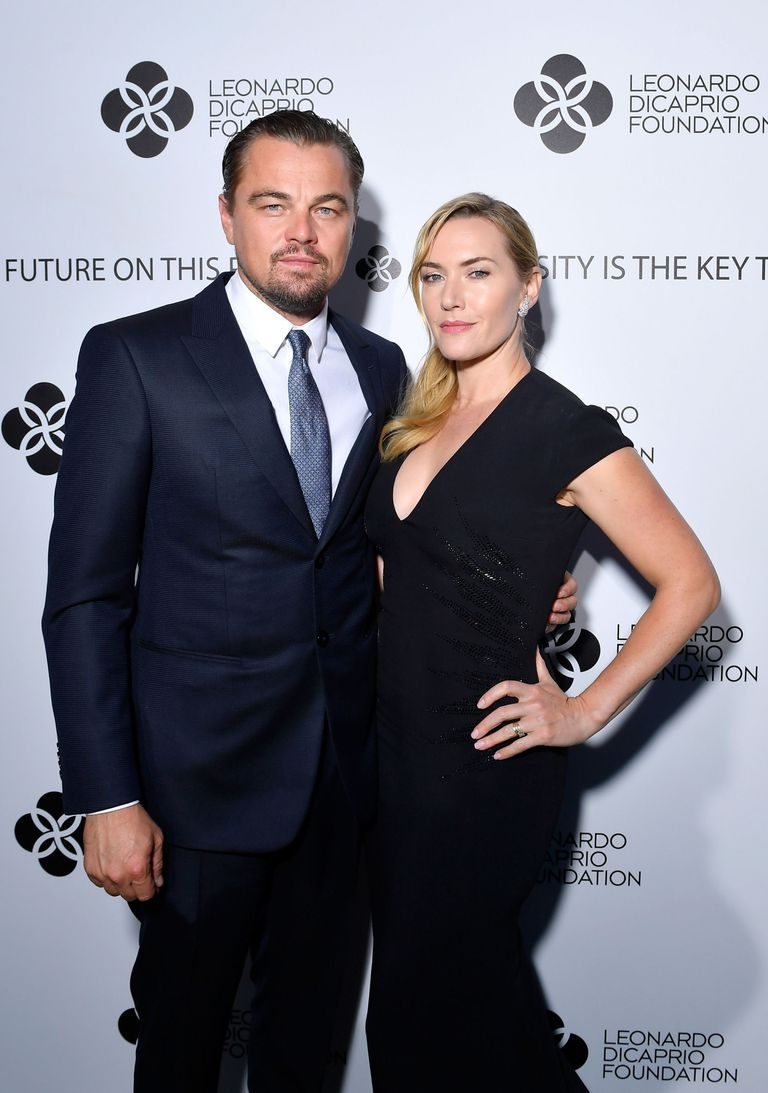 Leo And Kate An Unabridged Photo History In 2020 Leo And Kate Leonardo Dicaprio Leonardo Dicaprio Kate Winslet