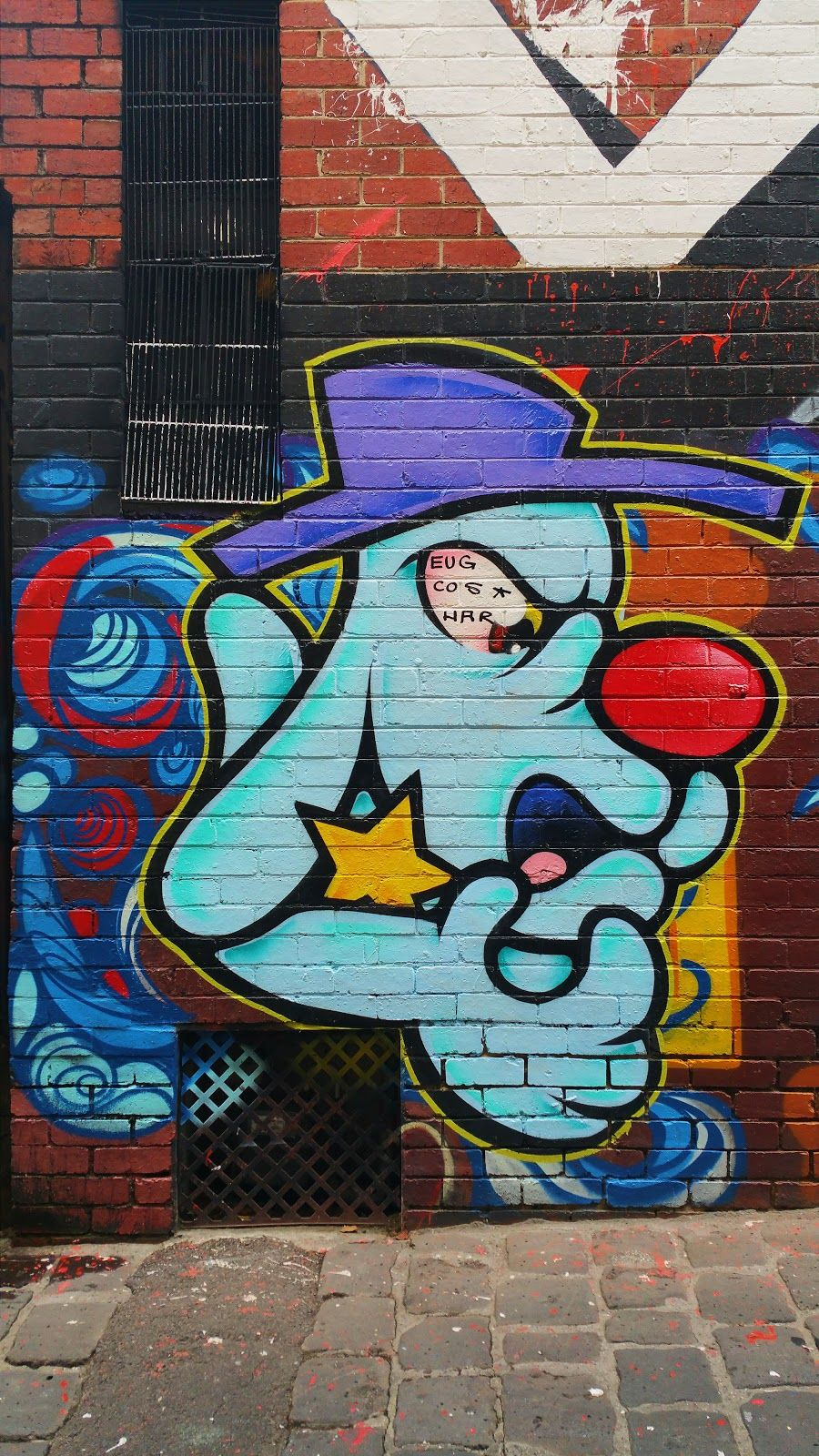 Melbourne graffiti art photo essay australia down under among many other things melbourne is also famous for being one of the worlds greatest street