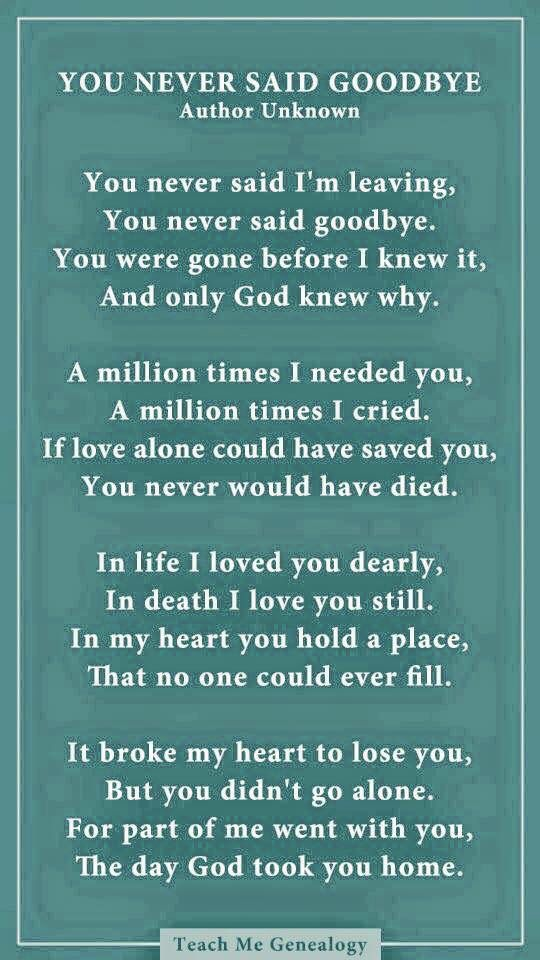 This Really Describes What It's Like To Loose Someone To A Heart Magnificent Loss Of A Loved One Quote