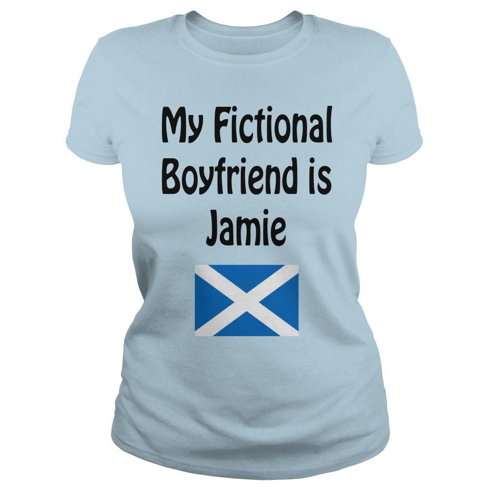 My Fictional Boyfriend is Jamie