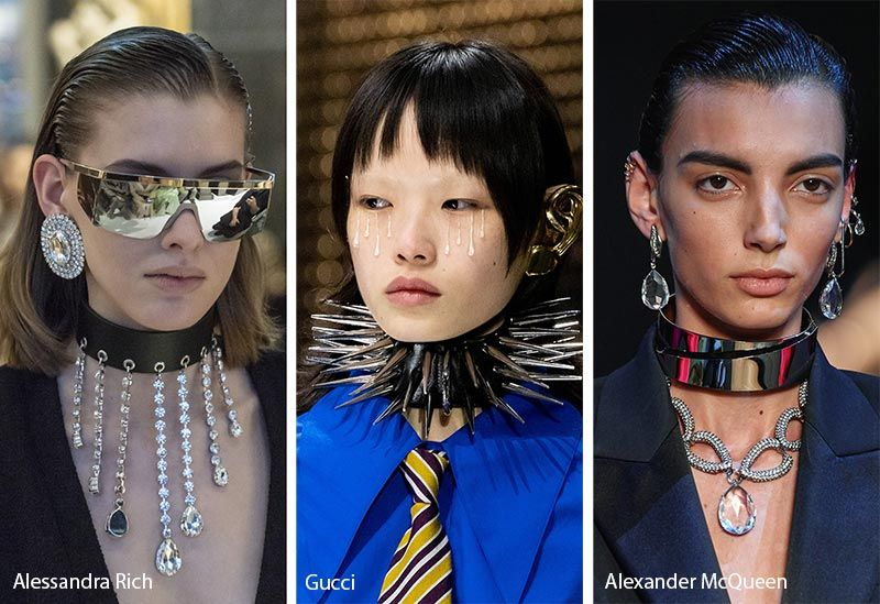 Jewelry Trends For 2020.Fall Winter 2019 2020 Accessory Trends Jewelry Trends
