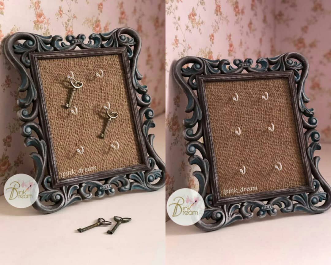 إطار إطارات برواز فريم لوحة لوحات برواز تعتيق ديكوباج Frame Decoration Decoupage Hand Made Antique Frame Decor Home Decor
