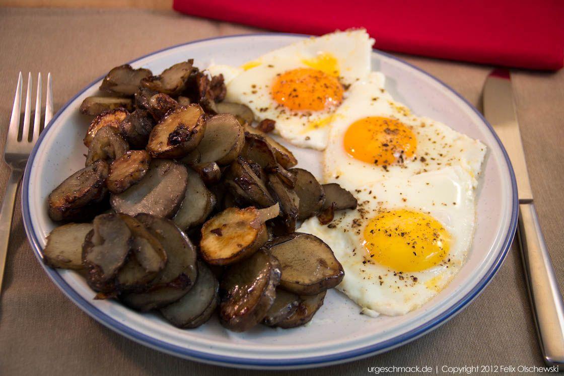Kartoffeln vom Vortag: Gut für Blutzucker und Figur?