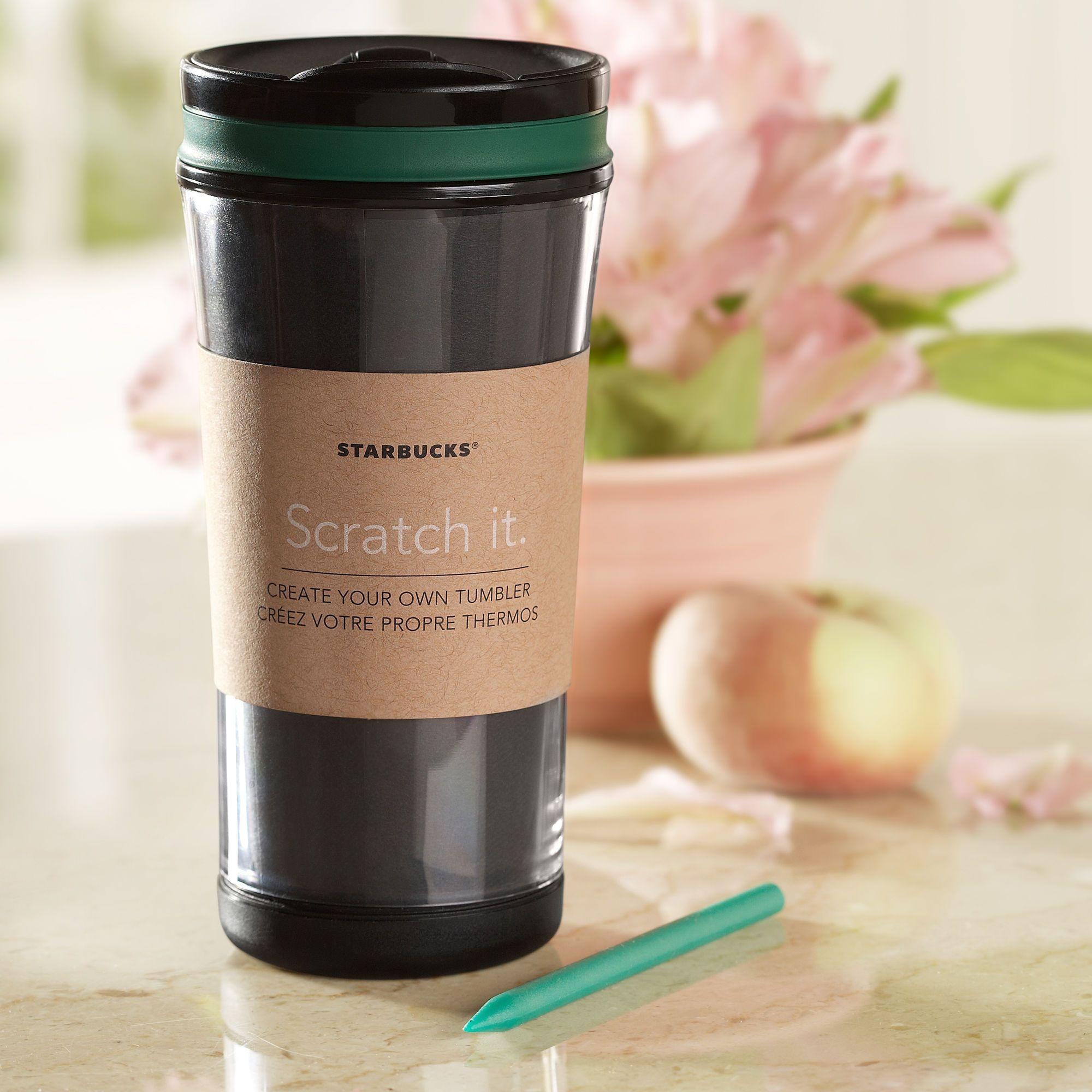8e5967a1089 Create-Your-Own Scratch Tumbler, 8 fl oz | Gift Ideas | Starbucks ...