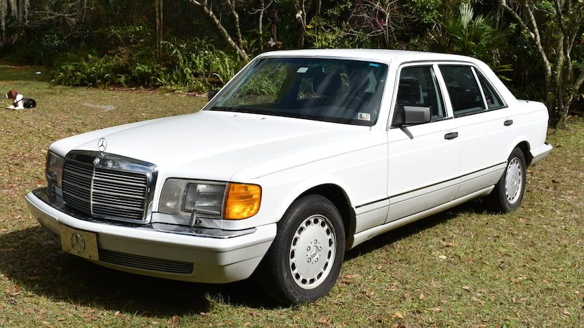 1990 Mercedes Benz 350sdl T252 Kissimmee Summer Special 2020 In 2020 Mercedes Benz Benz Kissimmee