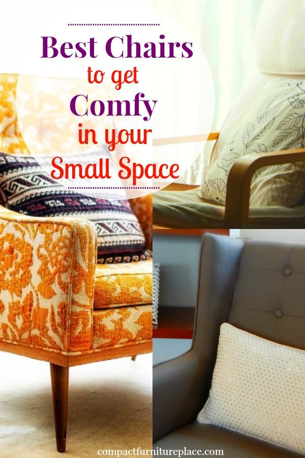 Best 14 Comfortable Chairs For Small Spaces To Cozy Up Your 640 x 480