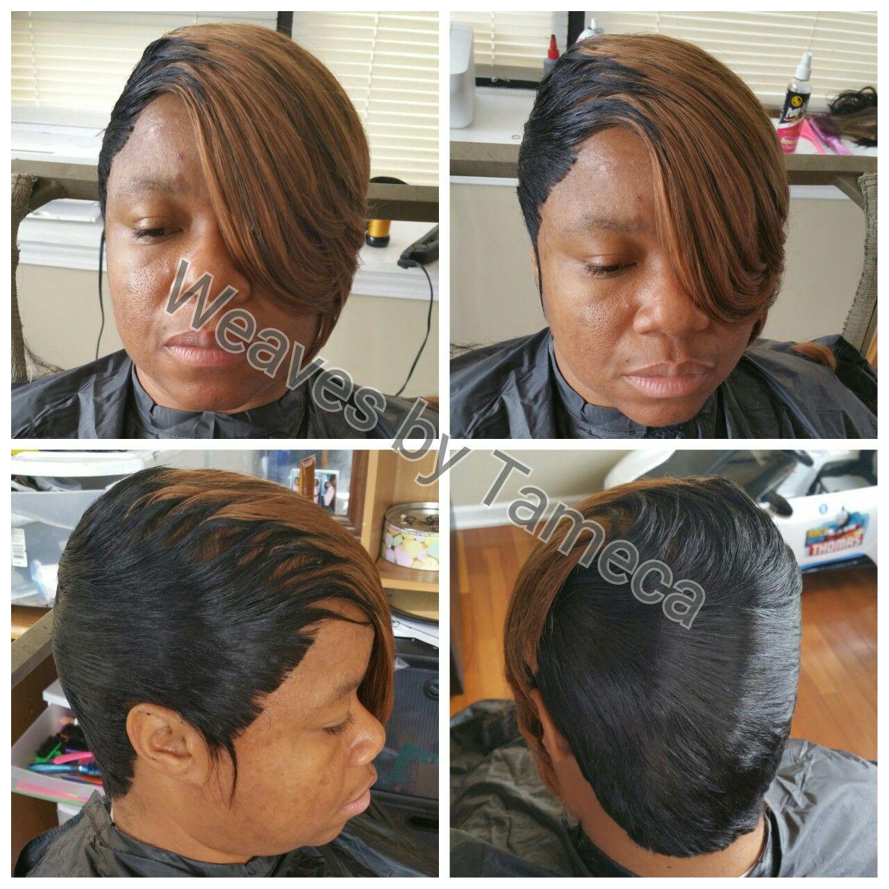 27 Piece Weave Weaves By Tameca 773 501 2309 Pinterest Hair Style