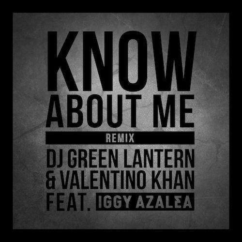 New Music: DJ Green Lantern & Valentino Khan Ft. Iggy Azalea | Know About Me (Remix) #Getmybuzzup- http://getmybuzzup.com/wp-content/uploads/2014/02/DJ-Green-Lantern-Valentino-Khan-Ft.-Iggy-Azalea.jpg- http://getmybuzzup.com/new-music-dj-green-lantern-valentino-khan-ft-iggy-azalea-know-remix-getmybuzzup/- DJ Green Lantern & Valentino Khan Ft. Iggy Azalea | Know About Me (Remix) DJ Green Lantern & Valentino Khan gets Iggy Azalea for the official remix for the song &#82
