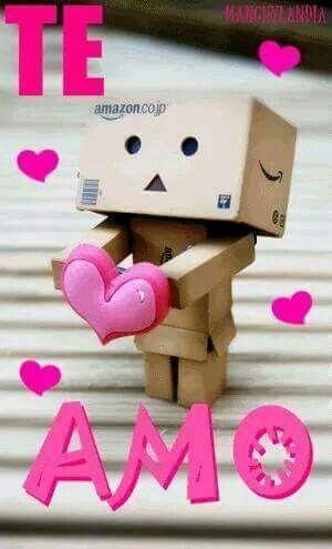 TE AMO♥