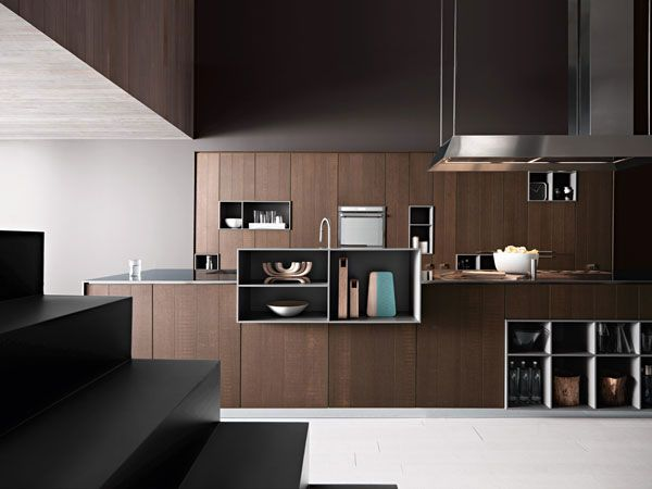 Kitchen interior design ideas inspirations for you kalea modern italian kitchen by