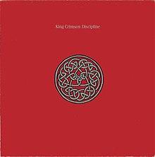 Discipline By King Crimson King Crimson Greatest Album Covers Crimson