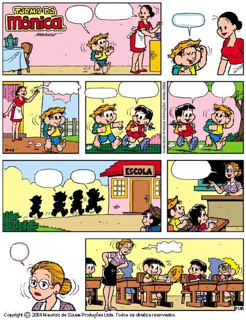 Historia Em Quadrinhos Atividades De Fonoaudiologia Atividades