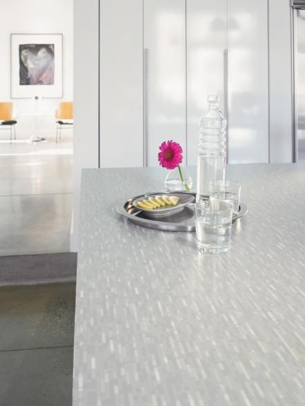 If You Like Stainless Steel Try Formica Endless Graytone Laminate Countertops
