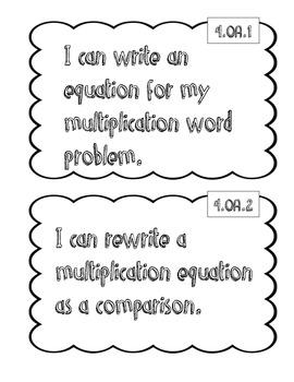 4th Grade Math \