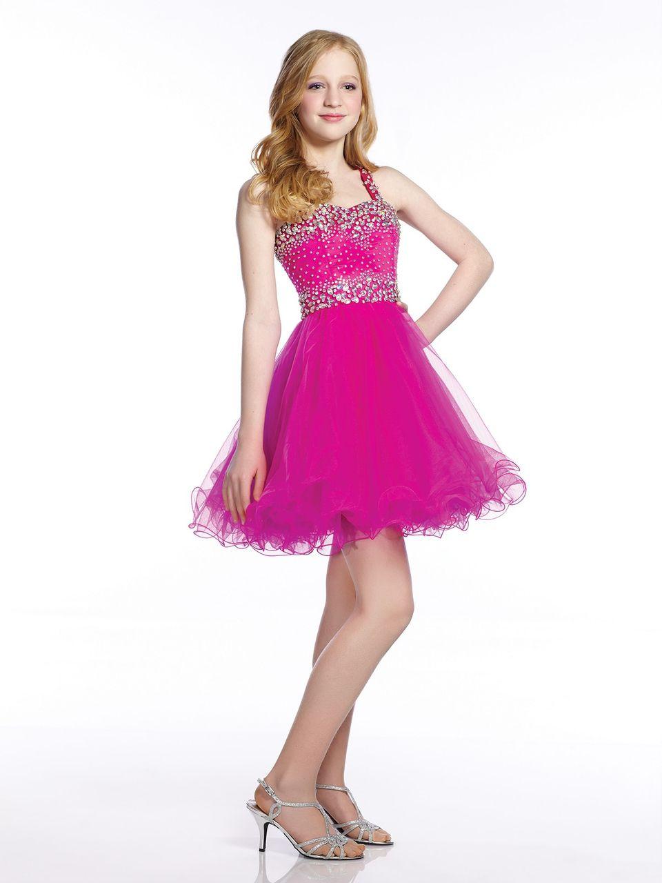 Lexie Girls Cocktail Dress TW21539