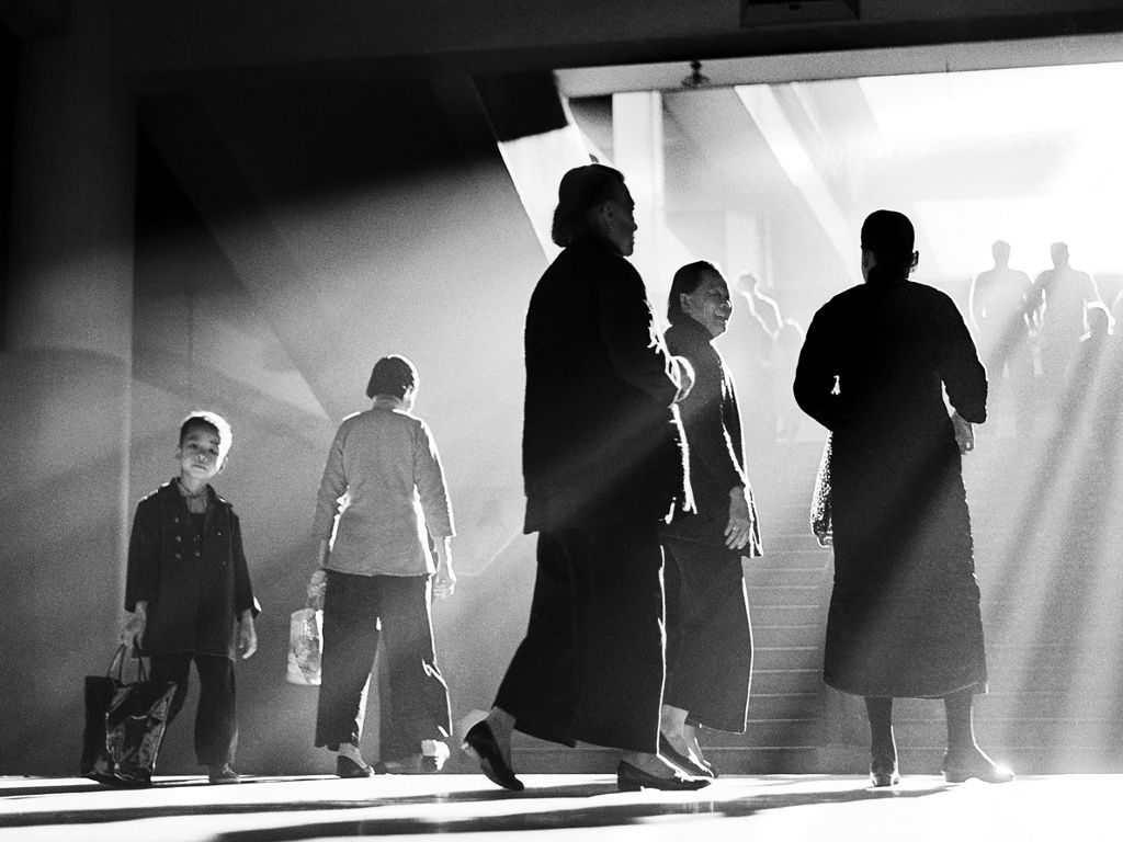 Fan ho finding love and light in 1950s hong kong in pictures