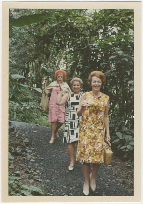 Eunice, Bernice and Lucy had no idea how to dress to hike the Appalachian Trail...