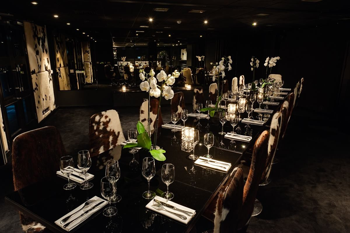 Private Dining Rooms 1 And 2 | Dining | Gaucho City