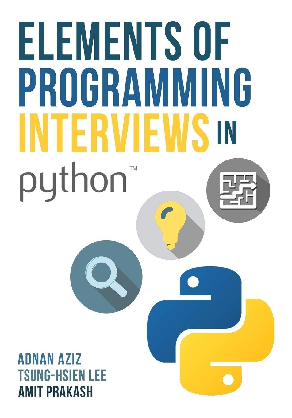 Elements Of Programming Interviews In Python The Insiders Guide Download Books Free Reading Pdf Books