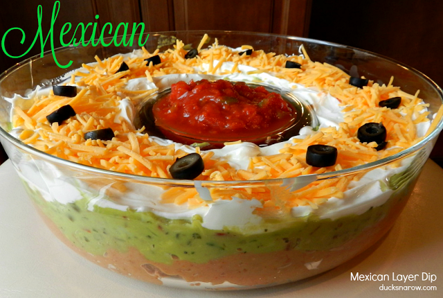 Mexican Layer Dip 2020 Layer Dip Mexican Food Recipes Food Recipes