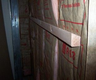 Soundproof Your Garage Walls Using My Cleat Method Sound Proofing Garage Walls Soundproof Room
