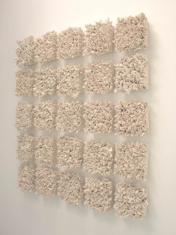 Bloom Ceramic Tile Wall Installation By Katherine Dube Via Behance