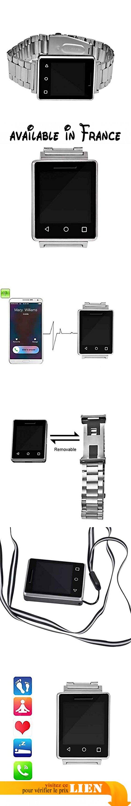 Bluetooth montre intelligente élégants,Moniteur de Sommeil