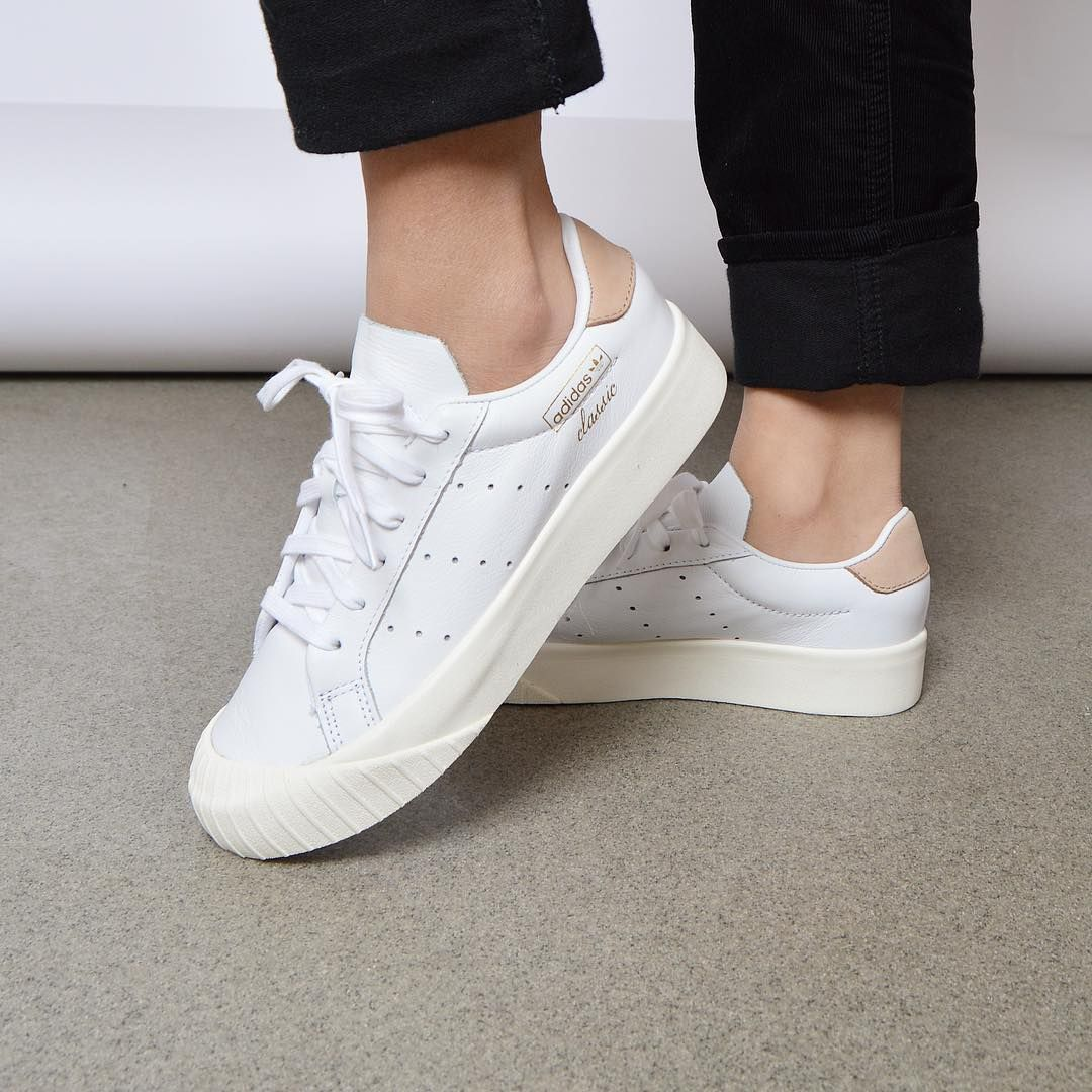 adidas Womens Everyn | adidas Sneakers in 2019 | Adidas, Sneakers ...