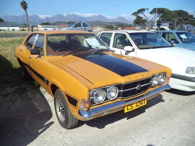 South African Mk3 Cortina Ford Classic Cars Car Ford Classic Cars